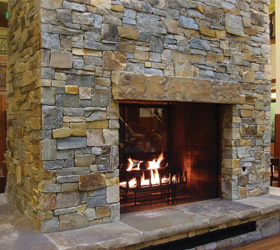 INDOOR FIREPLACES - Chicago Fireplace Inc