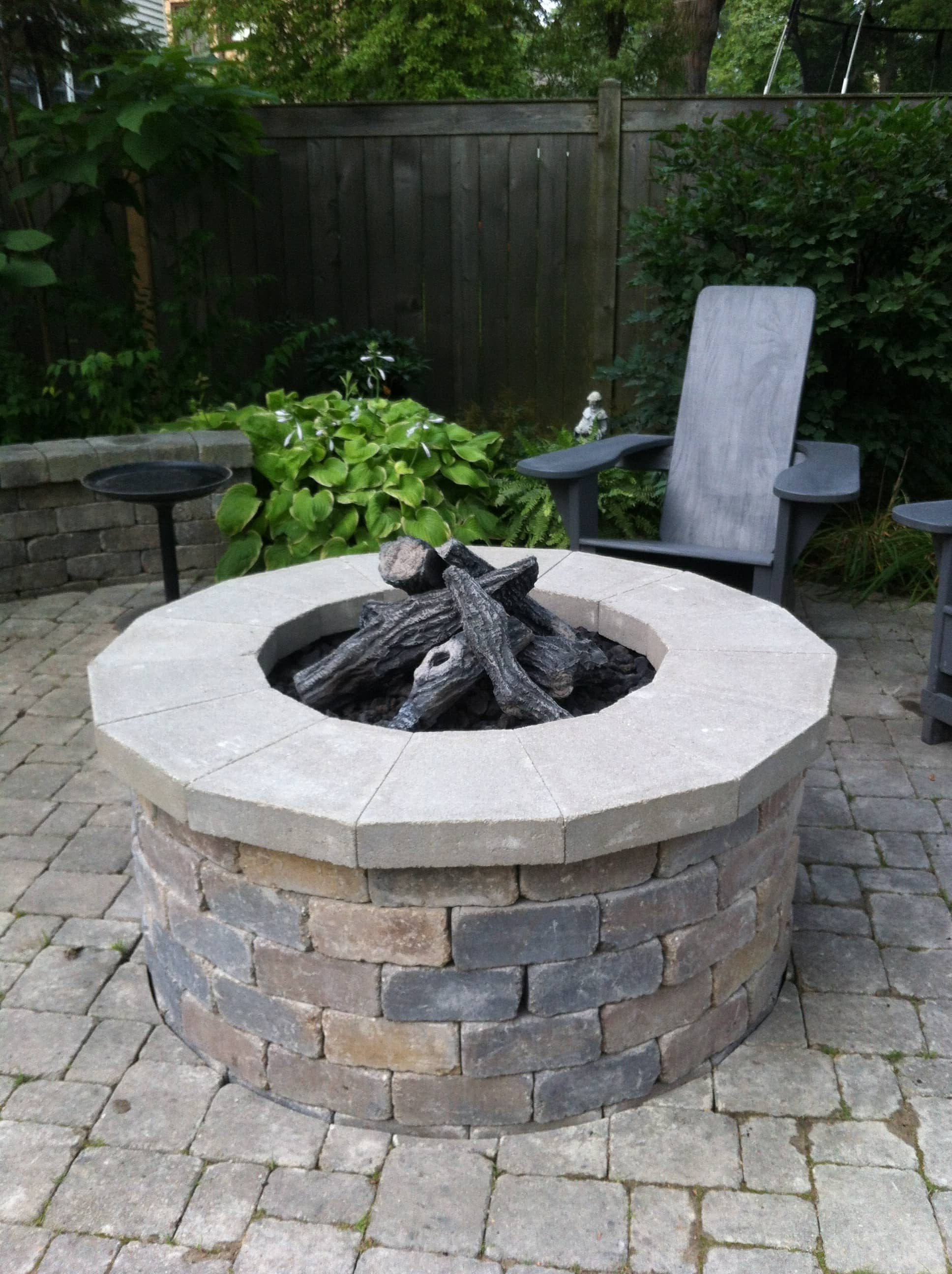 Outdoor Fireplaces Chicago Fireplace Inc